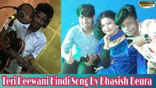 Teri deewani song stage show by bhasish beura  old Bollywood song sad version  Old is gold