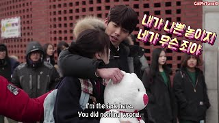 [Eng Sub] 160707 Uncontrollably Fond BTS #2