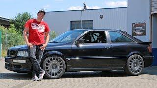 OK-Chiptuning - Audi S2  5Zylinder Turbo GTX42 | Wir drehen mal ne Runde mit 700PS