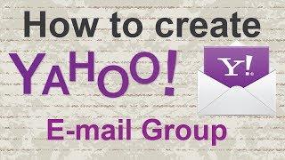 فيديو تعليمي : كيفية إنشاء ياهو البريد الإلكتروني الفريق