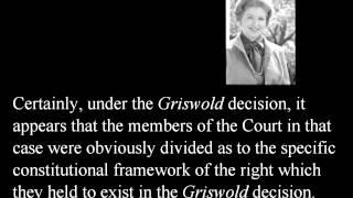 Supreme Court Clips: Roe v. Wade - Sarah Weddington's argument