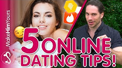5 Online Dating Profile Tips To Find Love Online   What Men Want Online