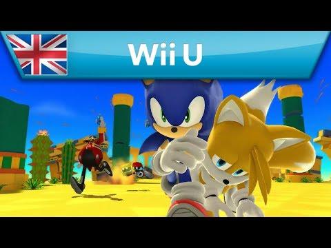 Sonic Lost World - Launch Trailer (Wii U)