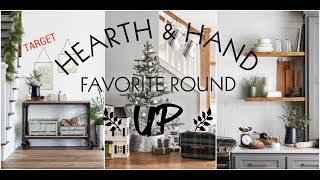 HEARTH & HAND {MAGNOLIA FOR TARGET} FAVORITE ROUND UP!