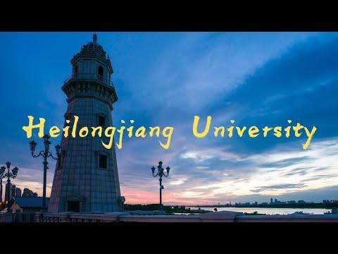 Heilongjiang University   黑龙江大学