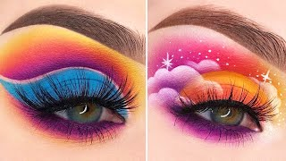 20+ Glamorous Eye Makeup Ideas & Eye Shadow Tutorials | Best Makeup Transformation