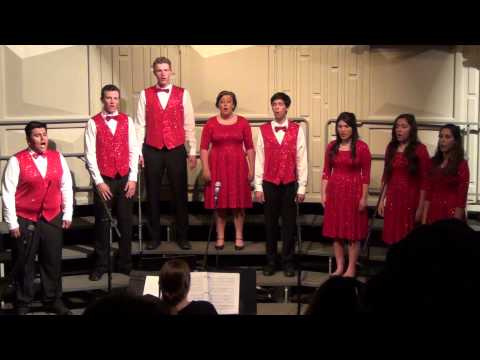 Part 5 Woodlake High School-Woodlake Valley Middle School Spring Choir Concert 2015