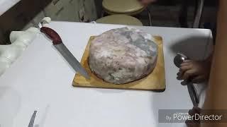 Прессованное Мясо с головы поросенка