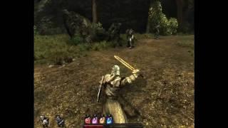 Risen Gameplay, killing lizzardmen