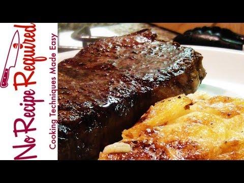 Wagyu (Kobe) Steak - NoRecipeRequired.com