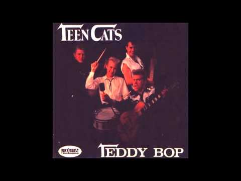 TEEN CATS - Cross My Heart