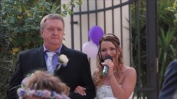 Mein Einzugslied bei unserer Hochzeit - Solange mein Herz schlägt - Tanja König