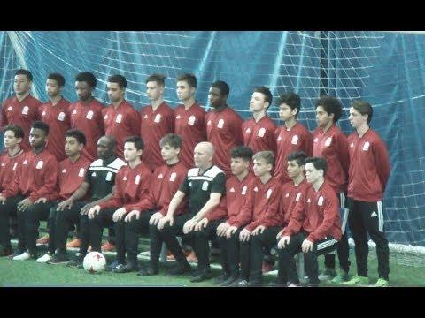 U-15 Ontario Provincial Team 2018