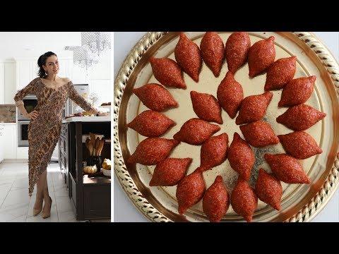 Ишли Кюфта - Ishli Kufta - Kibbeh - Kofte - Кололак - Рецепт от Эгине - Heghineh Cooking Show