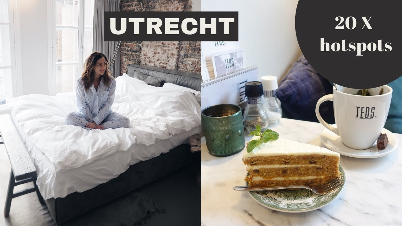 20 X hotspots in Utrecht om niet te missen! // STAYCATION // Your Little Black Book