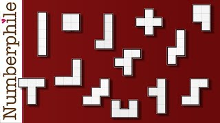 The Pentomino Puzzle (and Tetris) - Numberphile