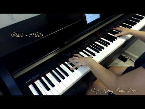 Adele - Hello - Piano Cover and Sheets