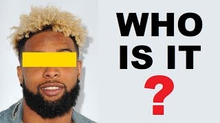 GUESS The NFL PLAYER! 95% CAN NOT