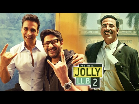 Jolly 1 With Jolly 2 - Arshad Warsi SUPPORTS Akshay Kumar
