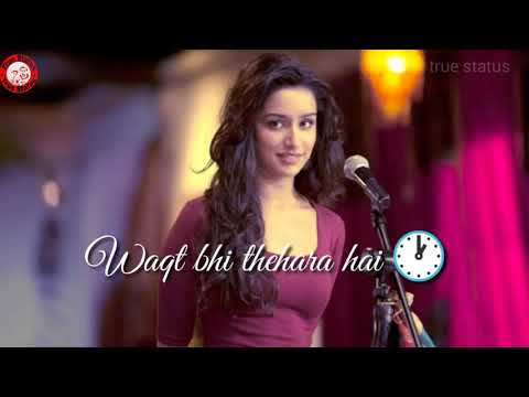 Manzile ruswa Hai Khoya Hai Raasta super song please check you