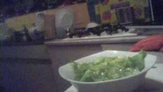 Salads For Tandoori Chicken.mpg