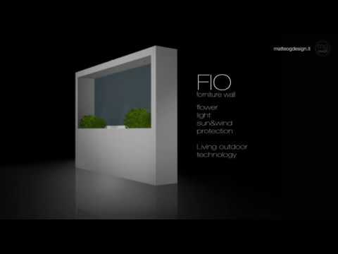 FIO Outdoor Living Technology - TV lifter component
