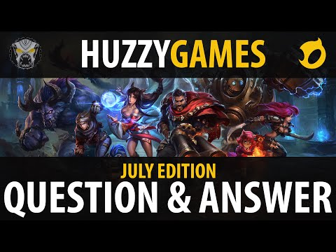 Question & Answer - July (New Layout)