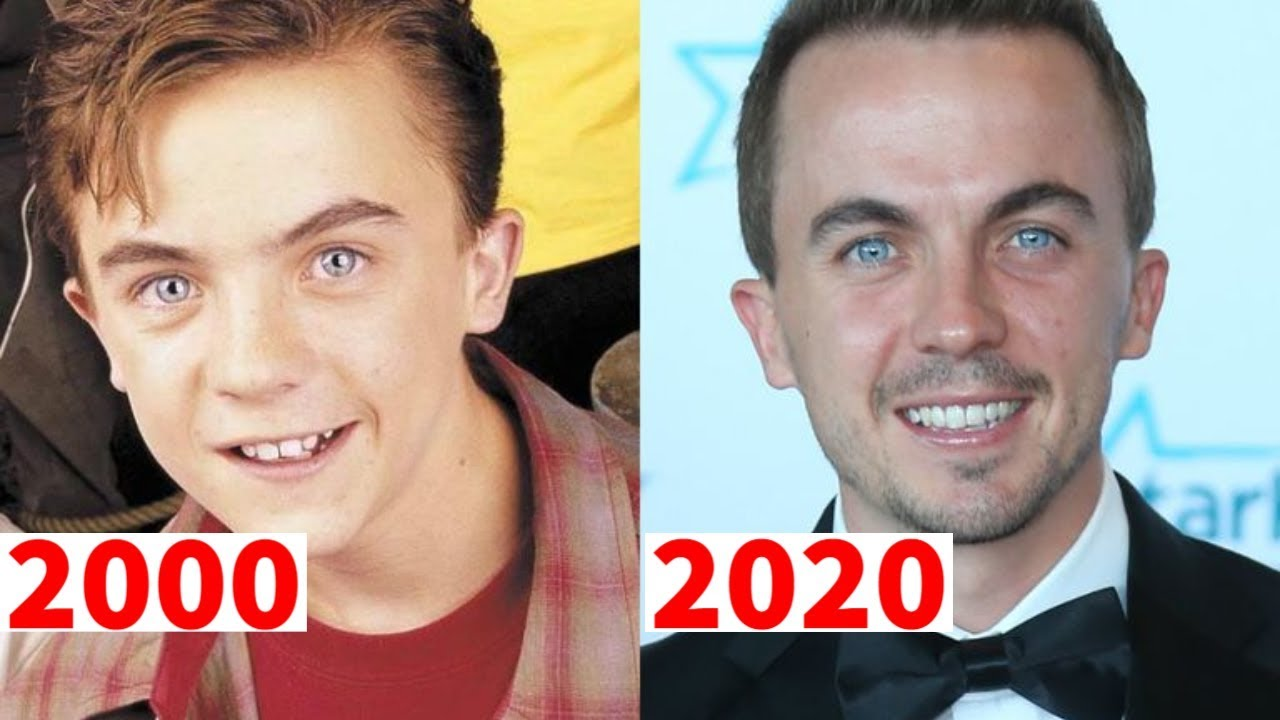Malcolm In The Middle What Do They Look Like Now Frankie Muniz Justin Berfield And The Rest Youtube