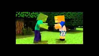 "♪""Burası Minecraft"" Burak oyunda HD İNDİRME LİNKLİ!"