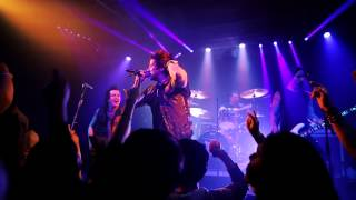 Trixter - Rockin' to the Edge of the Night (Official / New / Studio Album / 2015)