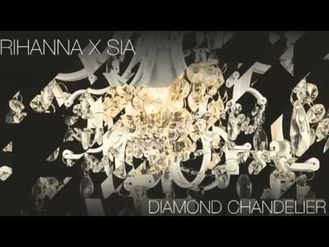Rihanna Featuring Sia Diamonds Remix