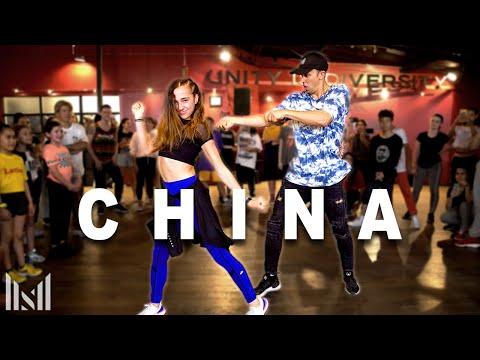 """CHINA"" Dance Choreography   Matt Steffanina ft Kaycee Rice"