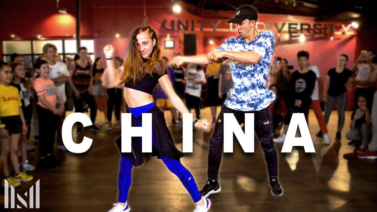 CHINA Dance Choreography  Matt Steffanina ft Kaycee Rice