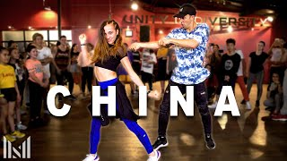 """CHINA"" Dance Choreography 