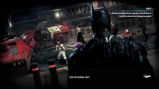 Batman arkham knight part 8  Gamers club Live PS4 Broadcast