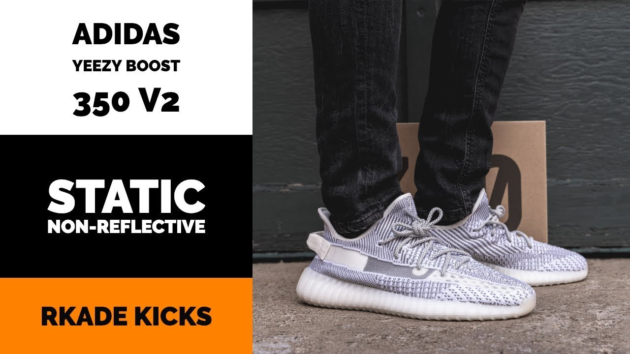 adidas Yeezy Boost 350 V2 Static Non
