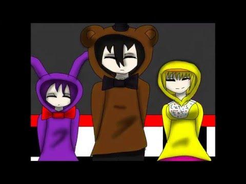 FNAF nightmare animation