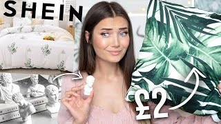 I BOUGHT CHEAP HOMEWARE FROM SHEIN... I'M BAFFLED!