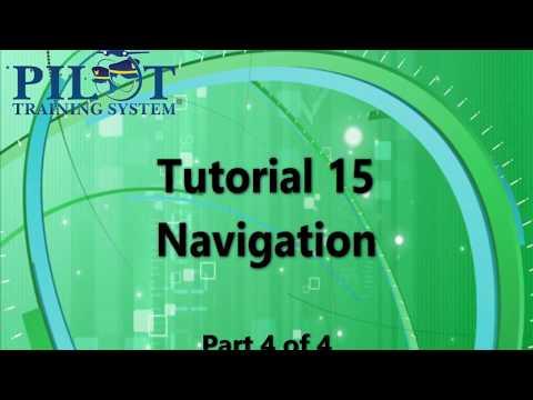 Private Pilot Tutorial 15: Navigation (Part 4 of 4)