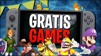 TOP 10 GRATIS NINTENDO SWITCH SPIELE 2020