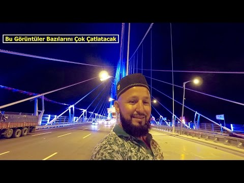 Yavuz Sultan Selim Köprüsü Tanıtım Filmi - Passing Throught The Istanbul's 3rd Bridge