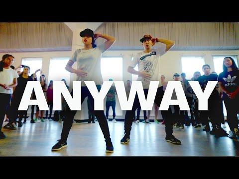 """ANYWAY"" - Chris Brown Dance | @MattSteffanina Choreography (@ChrisBrown #Anyway)"