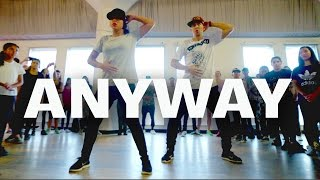 "Download Video ""ANYWAY"" - Chris Brown Dance | @MattSteffanina Choreography (@ChrisBrown #Anyway) MP3 3GP MP4"