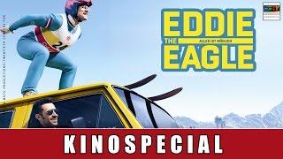 Eddie The Eagle - Kinospecial | Taron Egerton | Hugh Jackman