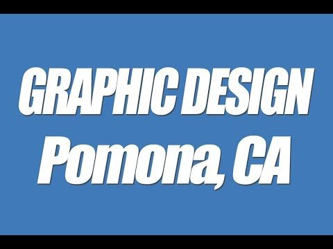 Pomona CA Graphic design professional local business web graphics Logos headers banners 91750 91765