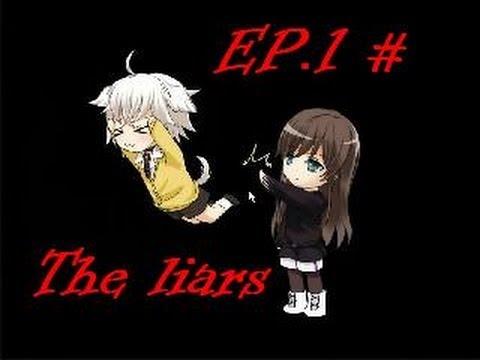 【秀伊的實況】恐怖遊戲RPG『The liars』EP 1 我就是要打開 - YouTube