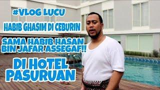 #VLOG - HABIB GHASIM ASSEGAF - LUCU!! Berenang Bareng Habib Hasan Bin Jafar Assegaf Di Pasuruan