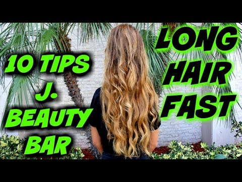 10 Hair Growth Tips How to Make Your Hair Grow Faster and Longer Hair Salon in Sunny Isles Miami