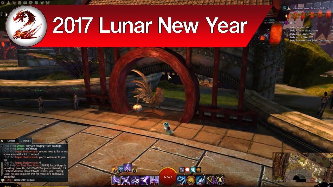 Gw2 2020 Leaked Halloween Patch Guild Wars 2: Lunar New Year 2017 Guide, Firecracker Locations