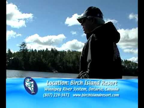 Simply Fishing Tip: Birch Island Muskie